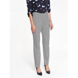 Top Secret Kalhoty dámské společenské vzorované