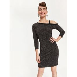 Top Secret Šaty dámské s třpytivým vláknem