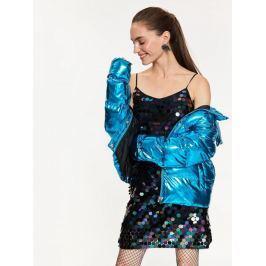 Top Secret Šaty dámské s flitry bez rukávu