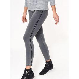 Top Secret Kalhoty dámské s pruhem