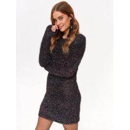Top Secret Šaty dámské z pleteného materiálu