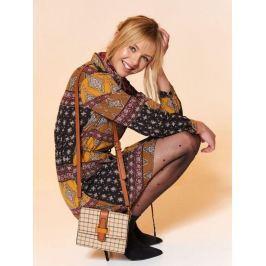 Top Secret Šaty dámské vzorované v košilovém střihu