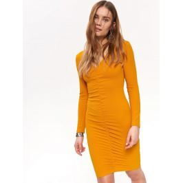 Top Secret Šaty dámské s dlouhým rukávem