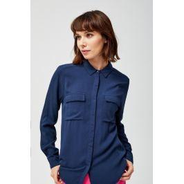 Moodo Košile dámská s kapsama