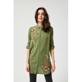 Moodo Košile dámská dlouhá