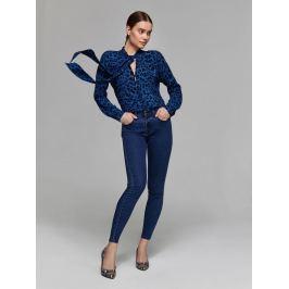 Top Secret Košile dámská vzorovaná s vázankou