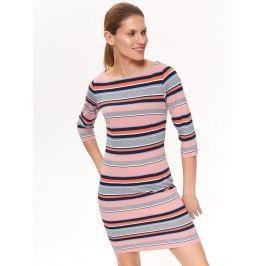 Top Secret Šaty dámské pruhované