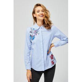 Moodo Košile dámská pruhovaná