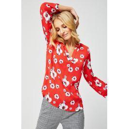 Moodo Košile dámská květovaná