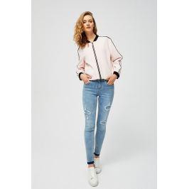 Moodo Jeansy dámské skinny