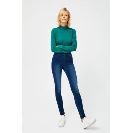 Moodo Jeansy dámské extra high waist