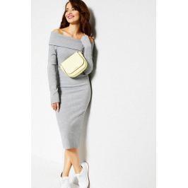 Moodo šaty dámské z příjemného materiálu