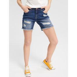 Diverse Kraťasy DOMINE dámské jeans