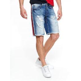 Top Secret Kraťasy pánské DENIM II jeans