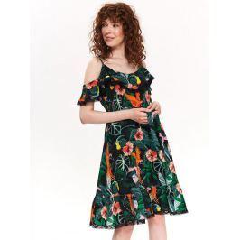 Top Secret Šaty dámské MONIKA I s odhalenými rameny