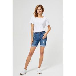 Moodo Kraťasy dámské POULIN II jeans