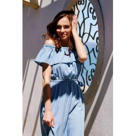 Moodo šaty dámské ELISY II jeans