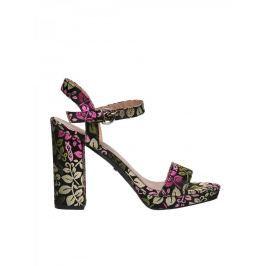 Top Secret Sandály dámské ROUS II květinové