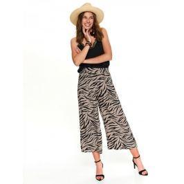 Top Secret Kalhoty dámské CULOTTE II zvířecí vzor