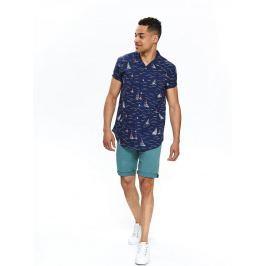 Top Secret Košile pánská PLACHET s krátkým rukávem