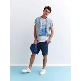 Top Secret Košile pánská REGU s krátkým rukávem