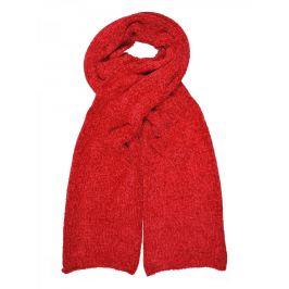 Top Secret šála dámská červená