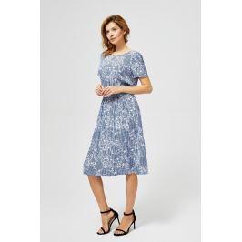Moodo šaty dámské TINA květované