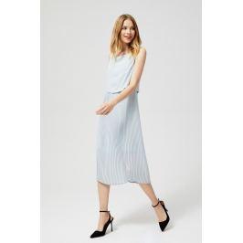 Moodo šaty dámské ELIS plisované MIDI