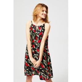 Moodo šaty dámské ERIKA bez rukávu květované