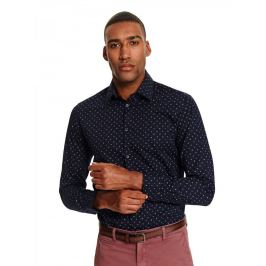 Top Secret Košile pánská ROU s dlouhým rukávem