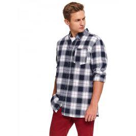 Top Secret Košile pánská FRED II s dlouhým rukávem