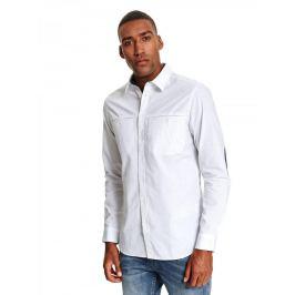 Top Secret Košile pánská DT ZILO s dlouhým rukávem