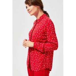 Moodo Košile dámská ZAKLI s dlouhým rukávem