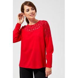Moodo Košile dámská WEQYX II s dlouhým rukávem