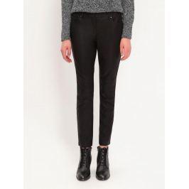 Top Secret Kalhoty dámské z ekologické kůže