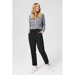 Moodo Kalhoty dámské SPINY pruhované