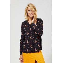 Moodo Košile dámská GLISTYX s dlouhým rukávem