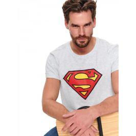 Top Secret Triko pánské SUPERMAN s krátkým rukávem