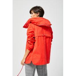 Moodo Bunda dámská s kapucí na zip