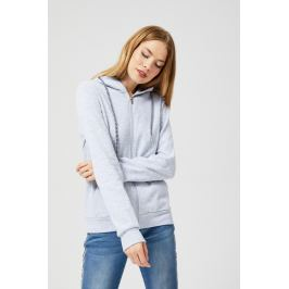 Moodo Mikina dámská KATY II s kapucí na zip