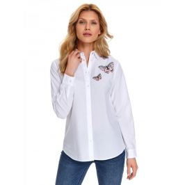 Top Secret Košile MOTYL dámská s dlouhým rukávem