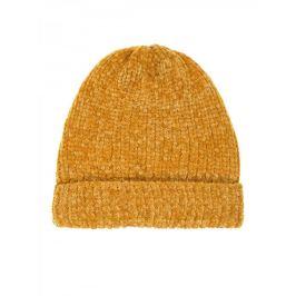 Top Secret čepice dámská žlutá