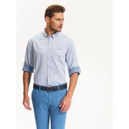 Top Secret Košile pánská s dlouhým rukávem