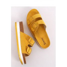 Boty Pantofle DOMYC I dámské na platformě 143063