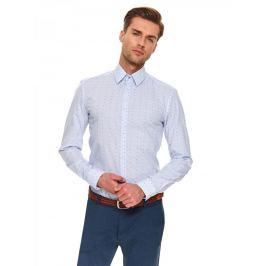 Top Secret Košile pánská VYX III s dlouhým rukávem slim fit