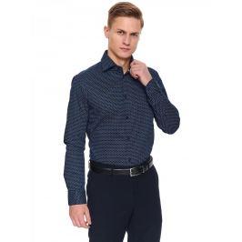 Top Secret Košile pánská ZEKS s dlouhým rukávem