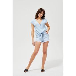 Moodo Košile LILKKY dámská jeans