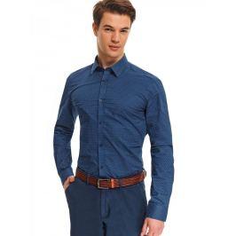 Top Secret Košile pánská ZEKS s dlouhým rukávem,slim fit