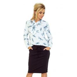 Numoco Košile dámská BIZNIS III s dlouhým rukávem