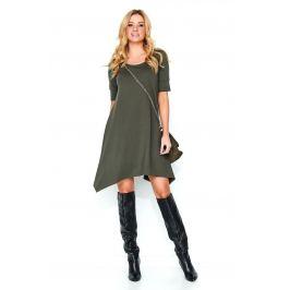 Boty šaty dámské 142567, plus size